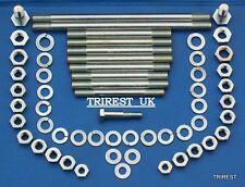 Triumph Pre-Unit Moteur/Moteur Plaque de cadre Raccord 1960 To modèles 1962