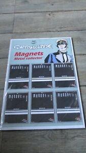 Corto Maltese- Hugo Pratt -Présentoir PLV pour magnets--2004