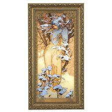 Winter The Four Seasons, 1900 by Alphonse Mucha Framed Print, BNIB,Box Damage(S)