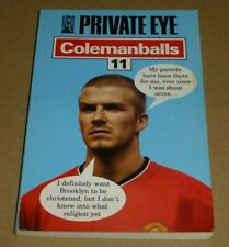 Colemanballs 11 - Private Eye, Paperback Book (2002)