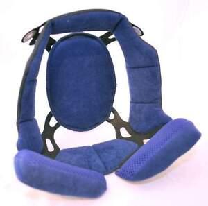 Polsterung Abdeckung Helm SUOMY EXCEL SPEC1R EXTREME APEX VANDAL