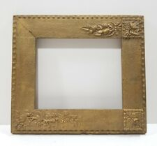 Beautiful ANTIQUE AESTHETIC MOVEMENT GOLD FRAME!