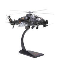 Modello di aeroplano in scala 1/48 Modello di elicottero aereo da guerra per