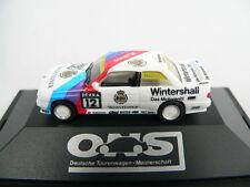 HERPA BMW M3 DTM 1991 #12 ARMIN HAHNE TEAM SCHNITZER WARSTEINER WINTERSHALL, NEU