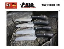 """Custom Forged High Carbon Steel Full Tang hunting, and survival  9 """""""