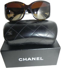 CHANEL 5227-h Tortoise Frame Mather of Pearl CC Logo Brown Gradient Sunglasses