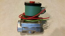 "Asco Red-Hat Ii 1"" Stainless Steel Solenoid Valve 8210G89 120 Volt No Box"