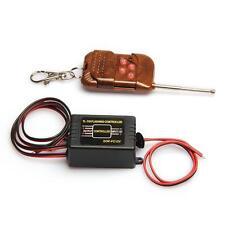 12V Wireless Remote Control Module W/Strobe For Car DRL Light Strips Bulbs 3.2A