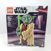 LEGO Star Wars Yoda (75255) - Disney - 6251762 - New Open Box
