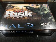 Risk Halo Legendary Edition Strategy Game  (Hasbro, Microsoft,2012)