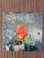 "DAVID CASSIDY - VINYL 12"" LP  -CASSIDY LIVE - WORLD TOUR '74 - Bell Records Ex V"