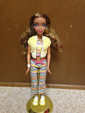 Barbie My Scene PJ Party Madison Doll African American AA For OOAK Play Rare