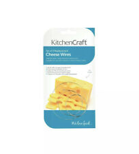 Kitchen Craft Pack of 3 Spare cheese wire chhese cutting slicing