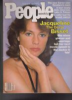 People Magazine Jacqueline Bisset Emerson Lake & Palmer August 1 1977  Free S/H