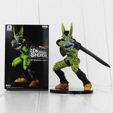 100% New Banpresto Dramatic Showcase Dragon Ball Z Cell PVC Action Figure Toy