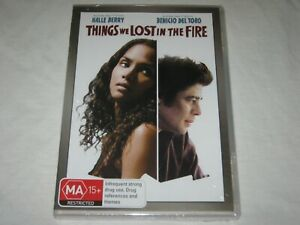 Things We Lost In The Fire - Halle Berry - Brand New & Sealed - Region 4 - DVD