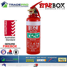 Fire Extinguisher ABE Professional Dry Powder with Bracket Car Boat Home .75kg
