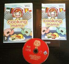 Cooking Mama ++ komplett ++ CiB ++ (Nintendo Wii / Wii U, 2007)