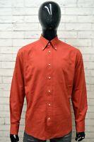 CERRUTI 1881 Camicia Uomo Chemiise Shirt Man Maglia Polo Collo 16 Taglia Size XL
