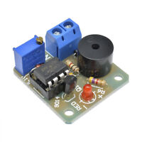 9/12V Anti Over Discharge Low Voltage Protection Module Audible Alarm Buzzer