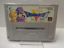 SNES Spiel - Dragon Quest V (5): Tenkou no Hanayome (JAP Import) (Modul)