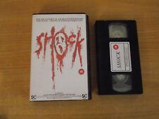 Shock VHS Video Tape  Big Box 70s Horror Free P&P UK