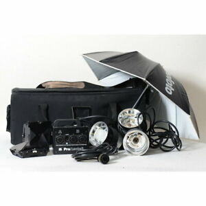 Profoto Kompaktanlage Pro Acute 6 mit Lampenköpfe / Kompakte Studioblitzanlage