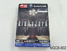 Biohazard 1 Japanese Import Resident Evil Remake Gamecube GC Japan US Seller B
