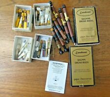 JOB LOT Bagpipes: EXEEDRONE REEDS PLUS OTHERS  FROM HOUSE CLEARANCE