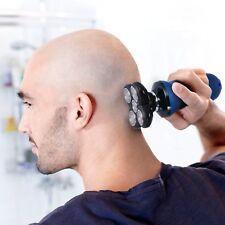 BlueFire Electric Bald Head Shaver Razor 5 Headed Flex Rechargeable Waterproof