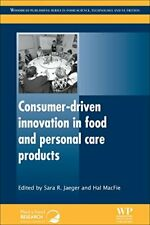 Consumer-Driven Innovation in Food and Personal Care Products, Jaeger, R.,,