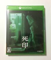 NEW Xbox One Shiin JAPAN Microsoft XOne import Japanese game