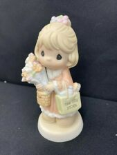 Precious Moments It'S Time To Bless Your Own Day Figurine