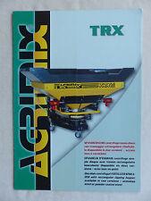 CEA Cornaglia Italia-spandiconcime AGRIMIX TRX-prospetto brochure (0845