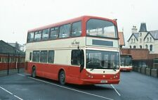 Original Colour slide, Isle of Man, DAF DB250, FMN620J