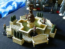 Huge Town Square Fountian. RPG D&D terrain Mage Knight Warhammer castle