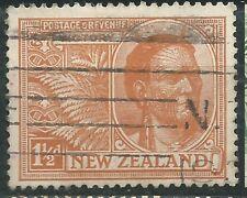 Nueva Zelanda Scott# 166 usado