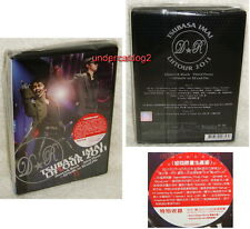 TSUBASA IMAI LHTOUR 2011 Dance&Rock Third Floor Taiwan Ltd 2-DVD+CD