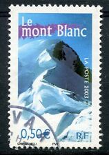 TIMBRE FRANCE OBLITERE N° 3602 LE MONT BLANC / Photo non contractuelle