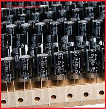 (20PCS) 680UF 25V RUBYCON RADIAL ELECTROLYTIC CAPACITORS.10X16MM.ZLH.LONG LIFE.