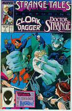 Strange tales vol.2 # 7 (Cloak & Dagger, le Dr strange) (états-unis, 1987)