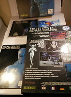 PC GAME -- RISE OF THE ROBOTS -- BY MIRAGE -- PC-CDROM -- BIG BOX GAME -- 1994