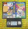 VHS film L'INCANTESIMO DEL LAGO 2 il segreto del castello animazione(F10) no dvd
