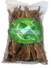 HerbsGreen Japan Top Grade Red Reishi Mushroom Slices (8 oz.) Lingzhi