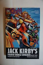 FOURTH WORLD Volume Three Vol 3 DC JACK KIRBY Omnibus HC Hardcover