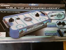 "Triumph Table Top 24"" Air Hockey Table Brand New Blue"