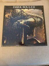 Dark Souls II 2 Exclusive Video Game Double Vinyl Record Soundtrack 2 x LP