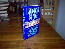 Mary Russell Mystery: A Letter of Mary Vol. 3 by Laurie R. King (signed)