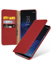 TETDED Leather Case: Samsung Galaxy S8+ PLUS - Mellac II (LC: Red)