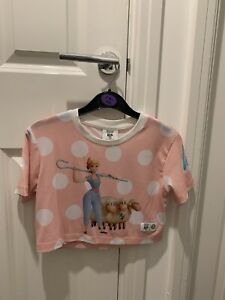 Disney TOY STORY 4 Character T-shirt Girls Ages 1.5-8 Years